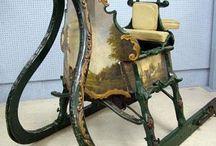 Horse Drawn Vehicles: Sleighs
