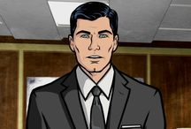 Archer / http://en.wikipedia.org/wiki/Archer_(TV_series)