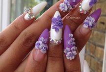 kwiaty akrylowe