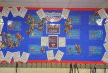 Times Table Rock Stars Schools Display Boards