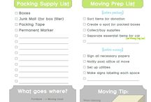 Moving - Lists, Tips, Guides, and More