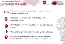 Innovation in legal services / Innovation in this sector in the form of new services or better ways of delivering existing services has the potential to deliver significant social value.