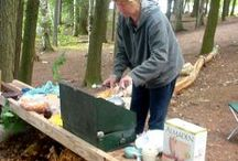 Camping Tips and recipes / by Debi Fuell