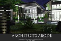 Sims 4 maison