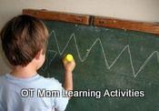 ot mom's activities