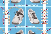 Shoe lacing