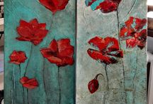 Obrazy olejne kwiaty Sylwia Michalska, floral paintings / obrazy olejne kwiaty, obrazy olejne malowane na płótnie, oil paintings floral, flowers