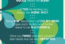 Fairness / Equity,School,Anti-Racism,Motivation