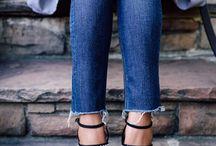 Magassarkú cipök