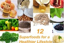 Health: Superfoods / Gotta love Super foods / by NFR6K Cheree