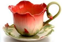 cup and saucer / カップ&ソーサー