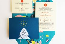 Invites & announcements / Wedding Invitations. Birth Announcements. Beautiful design