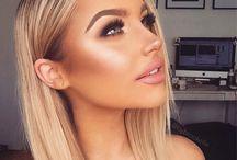 Wake up for Make-up / Make-up inspiration. Our favorite make-up tips!