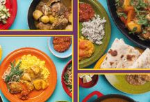 World Curry / A Tribute to Curries Around the World! With Curry Legends across the country raving about our first book - How to be a Curry Legend - plus an imminent (Legendary) curry announcement due very soon, we've declared March to be... World Curry Month!