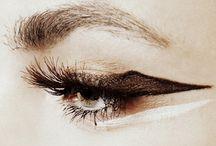 make-up: liner