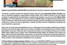 Os Melhores Palestrantes / Os Melhores Palestrantes do Brasil e do Mundo!