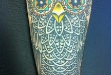 Tattoos / by Ashley Osbourn