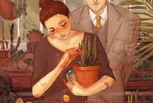 Couples arts ❤