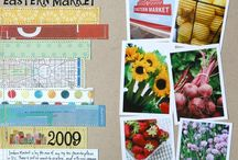 Layout Design: Paper Strips