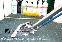 Steam Carpet Cleaning Golders Green