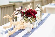 WEDDING : Nautical Theme