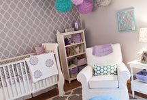 GIRL NURSERY ROOM