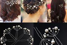 perlas con broche