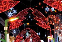 Merry Christmas All Over Korea / Places to be on Christmas Day in Korea / by Korea Tourism Organization, NY