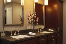 Bathroom Ideas / by Tallie Neltner