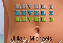 Jillian level 1,2,3