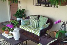OUTDOORS: patio & retreat / by Kimberly Rose