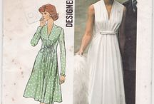 Sewing Patterns / by Debra Franke