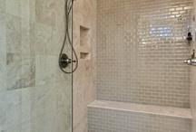 Bathroom Make-over ideas / Future remodel.  / by Lisa Martin