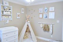 Child's room decor