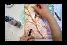 Mixed Media Painting & Crafting