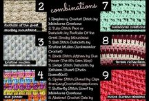 crochet info / by Cortney McCallie- Branam