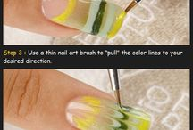 NAILS & TOES / by Kristy Kirkpatrick