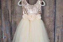 Kins flower girl dress