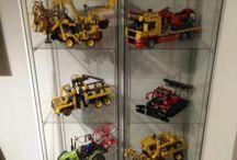 Lego technic Vitrine