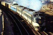 Amtrak Rainbow Era