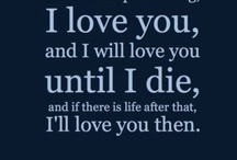 Love quotes we <3