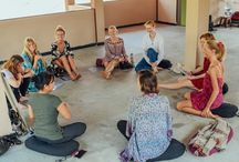 Yoga TTC January 2018 / It is been quite a Journey... Challenging and Transformative, January TTC, wishing you all happy days and you are have been amazing goddesses..