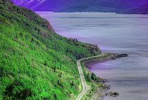 Train Trips to Alaska / Train adventures to Alaska