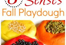 Preschool curriculum: fall