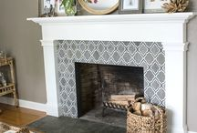 Fireplace Ideas & Inspirations / Get cozy, get warm with these fireplace inspirations.