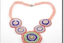 WoH - Necklaces / This board shows all of our beautifully handcrafted necklaces made by Women of Hope artisans.