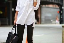 Black&White outfits