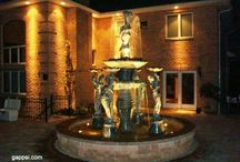 Fountains & Garden Accents / Custom built fountains and garden accents installed by Gappsi. 631-543-1177