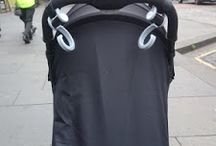 Rolling with the stroller - my new blog...