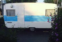 Caravan Camper Travel